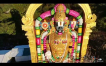 La plus haute statue du Dieu Venkateswara au monde se dévoile