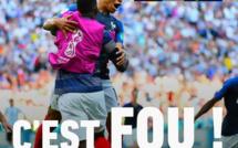 Les Bleus filent en quarts de finale de la Coupe du monde