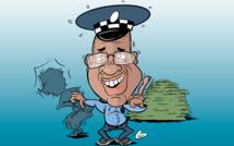 L'inspecteur Tuyau contre la mafia organisée