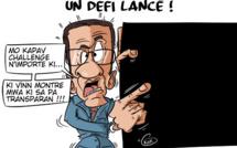 [KOK] Le dessin du jour : Challenge du ministre Lutchmeenaraidoo