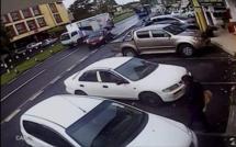 Accident de la circulation, drame évité jeudi 12 juillet dans la ville de Curepipe