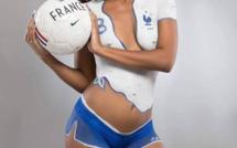 """Allez la France !"" de Seb Body Arts"