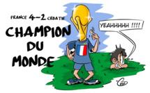 [KOK] La France Championne du Monde 2018