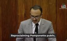 [Vidéo] Projet hôtelier à Pomponette - La réponse expéditive du ministre du Logement et des terres