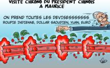 [KOK] Le dessin du jour : Pékin Express