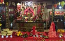 La communauté chinoise se prépare à célébrer Guan Di à la Réunion ce soir