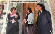 Commission d'enquête sur Ameenah Gurib-Fakim : la star était un sac Louis Vuitton