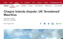 Pravind Jugnauth à la BBC : Maurice a été menacé par la Grande-Bretagne sur le dossier Chagos