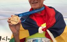 À 70 ans, Jean-Michel de Senneville devient champion du monde à la perche