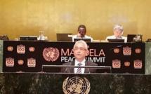 73ème session de l'assemblée générale des Nations Unies, Pravind Jugnauth prend la parole