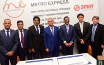 Après la mise en opération du Metro Express, la NTA sera restructurée