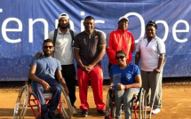 [Diaporama] National Wheelchair Tennis Championship