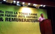 Le 'Mouvement Ti planters Cannes' réclame Rs 2 500 par tonne de cannes