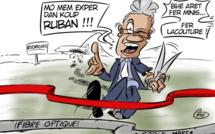 """[KOK] Le dessin du jour : """"Bhé Aret Fer Minis...Fer Lacouture !"""""""