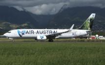 Air Austral : Le programme des vols du week-end