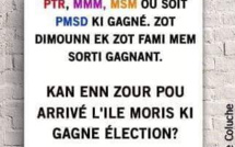 [Paul Lismore] Who runs our 'Etat de droit'? Our politicians? Our Judges? Lepep Admirab? No! an accuntant wo shamelessly calls homself 'Hajee'