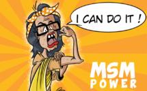 [KOK] Le dessin du jour : MSM Power !