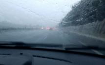Communiqué spécial : un avis de fortes pluies en vigueur à Maurice
