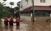 [Cottage] Opération de sauvetage : 50 personnes évacuées par bateau par la NCG