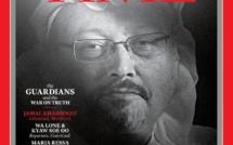 """Jamal Khashoggi personnalité de l'année 2018 par le magazine """"Time"""""""