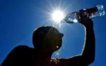 A l'ombre ou sous le soleil, les températures sont à la hausse