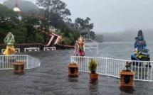 CILIDA : Les Dieux de Grand Bassin les pieds dans l'eau