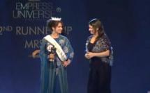 Empress Universe 2018 : Une autre mauricienne brille (ou presque)
