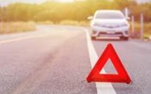 Bilan des accidents de la route en 2018 : 141 morts