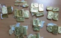 L'affaire des lingots d'or atterrira sur le bureau de l'Icac