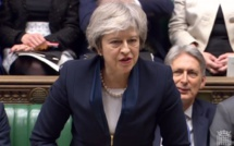 Brexit: les députés britanniques rejettent massivement l'accord