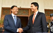 [Madagascar] Passation de pouvoir au nouveau Président Andry Nirina Rajoelina