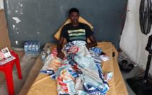 Fin de la grève de la faim pour le skipper Veejayand Jeewajee