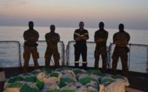 Océan Indien : Une saisie record par la Marine française de 670 kg d'héroïne