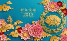 Nouvel An chinois : Bonne année du Cochon