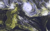 Cyclone Gelena: Maurice et Rodrigues en alerte 1