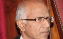 Départ à la retraite du chef juge Kheshoe Parsad Matadeen en mars