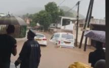 [Vidéo] En l'espace de deux heures, certaines régions de l'île se retrouvent dans un état de catastrophes naturelles