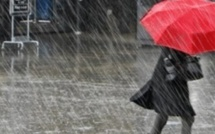 [Météo] Un avis de fortes pluies est en vigueur à Maurice