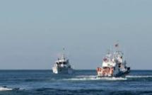 Une bagarre sur un bateau de pêche taïwanais en haute mer a fait deux morts et six disparus