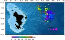 [Mayotte] Depuis le 1er février, 25 séismes de magnitude supérieure ou égale à 4