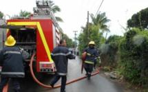 Rodrigues/ Grande-Montagne : Une maison ravagée par un incendie