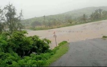 Le cyclone tropicale Joaninha commence à s'éloigner de Rodrigues