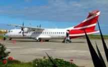 L'aéroport de Plaine-Corail est de nouveau opérationnel à compter de ce mercredi