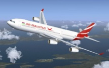 Encore un problème technique sur un vol de Air Mauritius