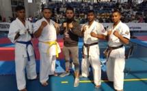 The Kyokushin Oyama world Championship en Ukraine : 2 médailles d'or pour Maurice