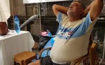 Clency Harmon entame son 15ème jour de grève de la faim