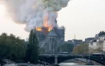 [France] Incendie à Notre-Dame de Paris