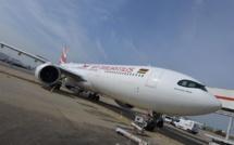 [Vidéo] L'A330-900neo, baptisé Aapravasi Ghat est arrivé à Maurice