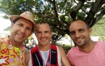 Ile de La Réunion : Le Mauricien Simon Desvaux de Marigny vainqueur du D-Tour 60km