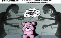 L'actualité vu par KOK : Pédophilie, il écope d'une caution de bonne conduite